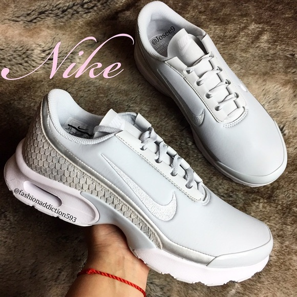 92697a8bb1 Nike Shoes | Air Max Jewell Prm Txt Womens Platinum | Poshmark